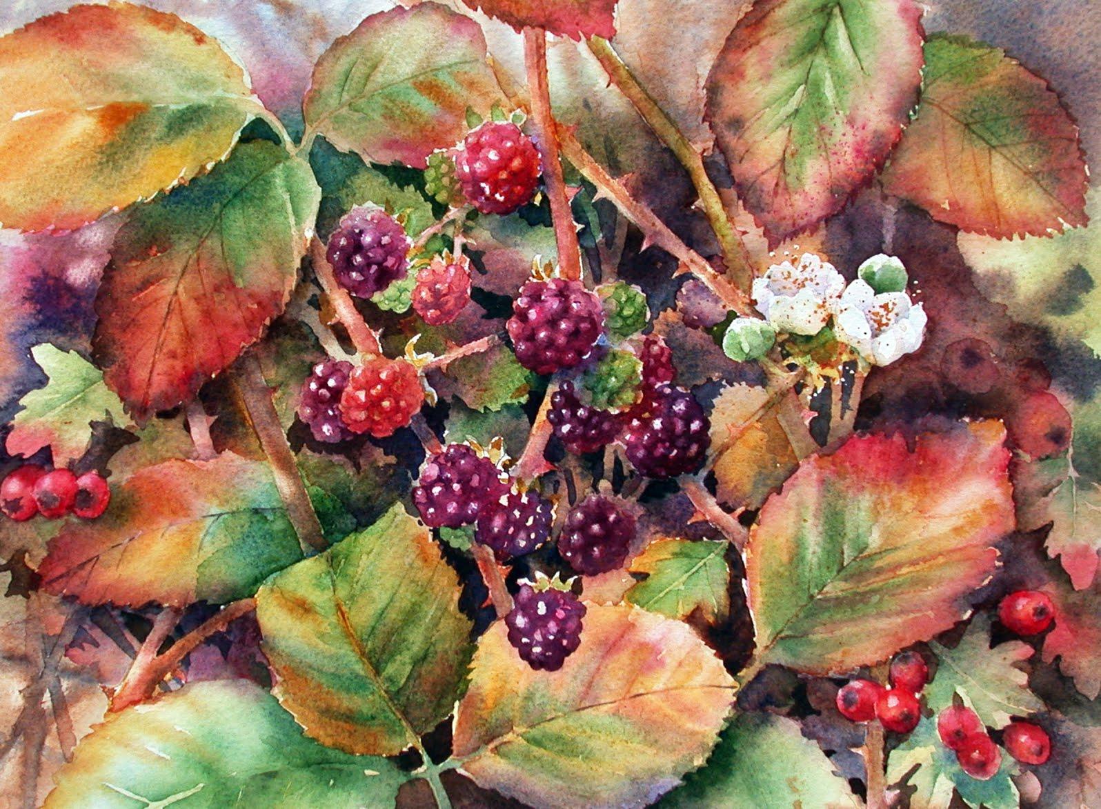 October 2010 Ann Mortimer Art
