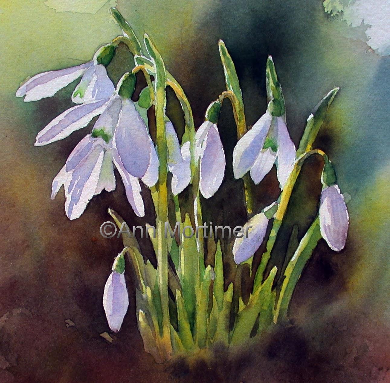 February 2014 – Ann Mortimer Art