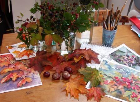Autumn forage